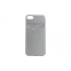 Husa My-SlimPlus iPHONE 5/5S Argintiu