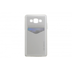 Husa My-SlimPlus Samsung Galaxy A5 A500 Alb