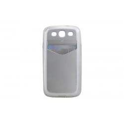 Husa My-SlimPlus Samsung Galaxy S3 I9300 Argintiu