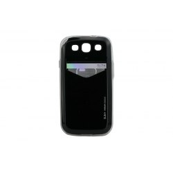 Husa My-SlimPlus Samsung Galaxy S3 I9300 Negru