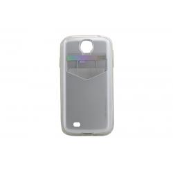 Husa My-SlimPlus Samsung Galaxy S4 I9500 Argintiu