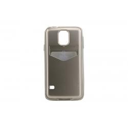 Husa My-SlimPlus Samsung Galaxy S5 G900 Auriu