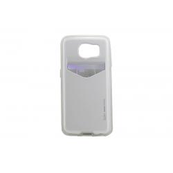 Husa My-SlimPlus Samsung Galaxy S6 G920 Alb