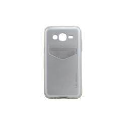 Husa My-SlimPlus Samsung Galaxy J5 J500 Argintiu