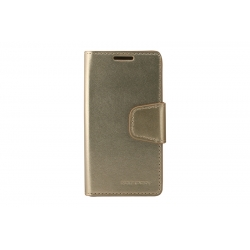Toc My-Sonata Samsung Galaxy S4 Mini I9190 Auriu
