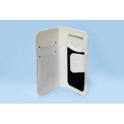 Husa flip universala cu ventuze 4 inch2