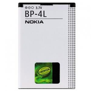Baterie NOKIA BP-4L E52 E6 E72 E73 E90 N97 orig.