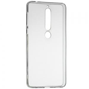 Husa UltraSlim Nokia 6.1 2018 TPU Transparent 0.3mm