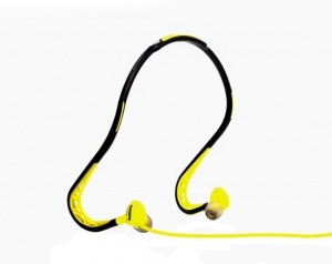 HANDSFREE REMAX RM-S15 YELLOW