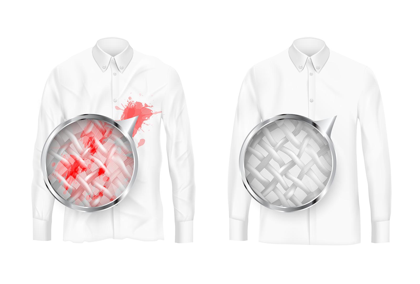 Cum să îndepărtăm petele dificile de pe haine cu ce avem la îndemână?