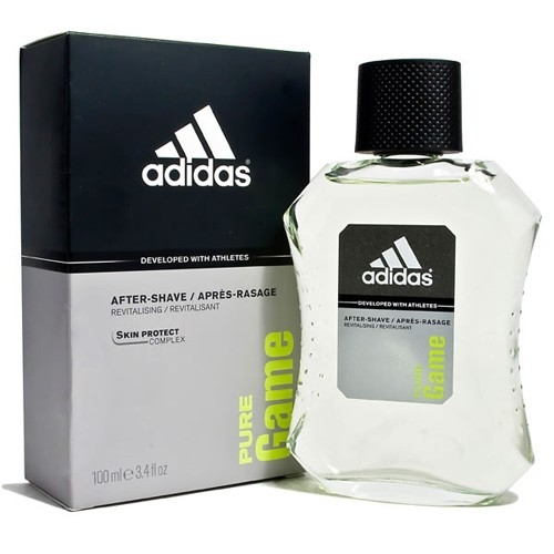 Adidas After Shave, 100 ml, Pure Game 0