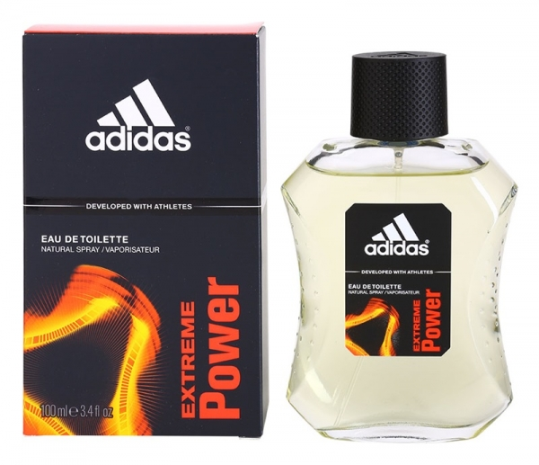 Adidas eau de toilette, Barbati, 100 ml, Extreme Power 0