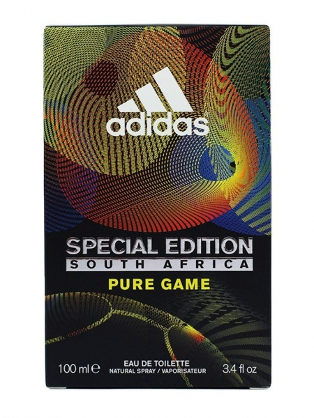 Adidas Eau de Toilette, Barbati, 100 ml, Special Edition Pure Game 0