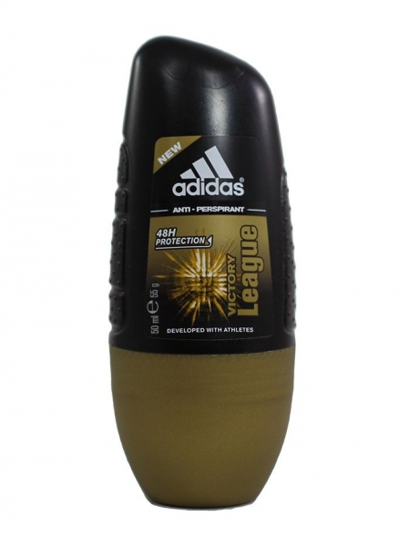 Adidas Deodorant Roll-on, Barbati, 50 ml, Victory League 0