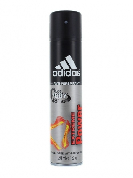Adidas Deodorant spray, Barbati, 250 ml, Extreme Power 0