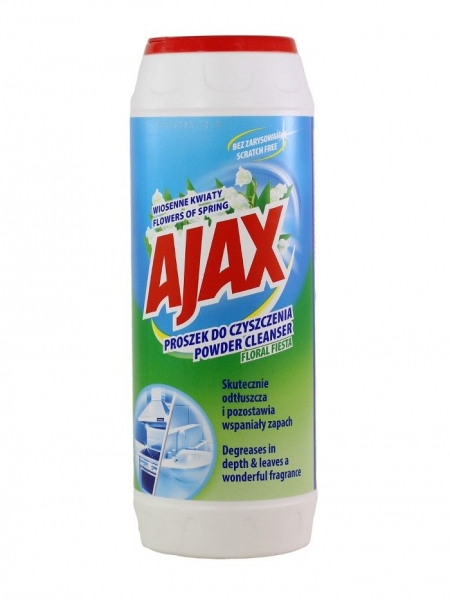 Ajax Praf de curatat, 450g, Flowers of Spring 0