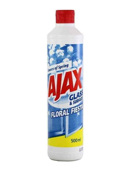 Ajax Solutie curatat geamuri, Rezerva, 500 ml, Spring 0