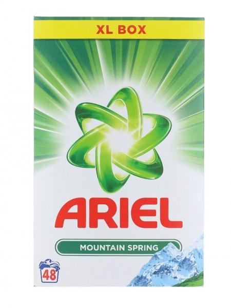 Ariel Detergent automat, 3.6 kg, 48 spalari, Mountain Spring 0