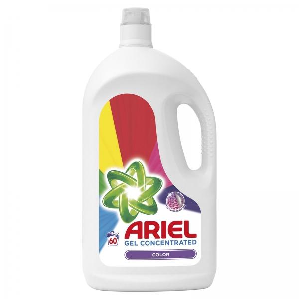 Ariel Detergent lichid, 3.3L, 60 spalari, Color 0