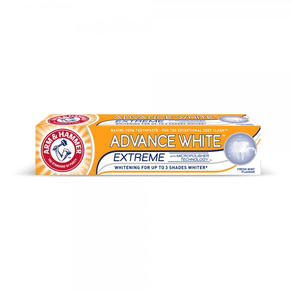 Arm and Hammer Pasta de dinti, Advance White Extreme, 75 ml 0