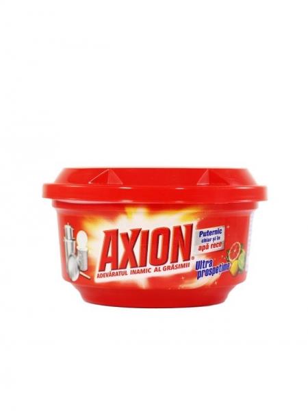 Axion Detergent pasta pentru vase, 225 g, Ultra Prospetime 0