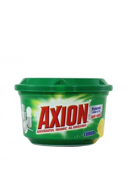 Axion Detergent pasta pentru vase, 400 g, Lemon 0