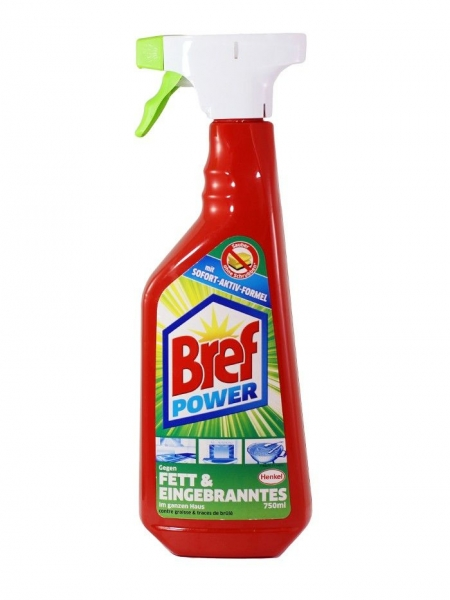 Bref Degresant, cu pompa, 750 ml, Power 0
