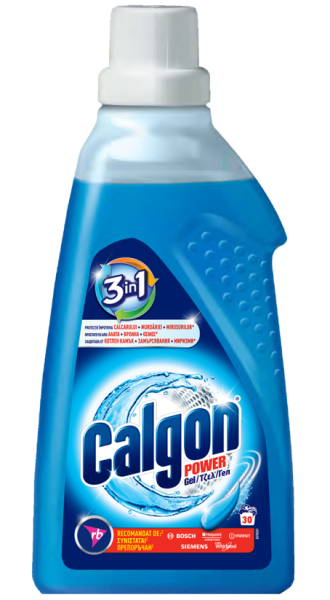 Calgon Gel anticalcar, 1.5 L, 3in1 Power Gel 0