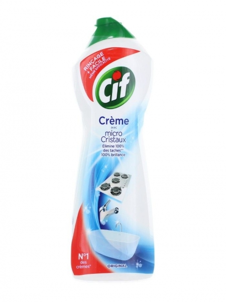 Cif Crema abraziva, 750 ml, Original 0