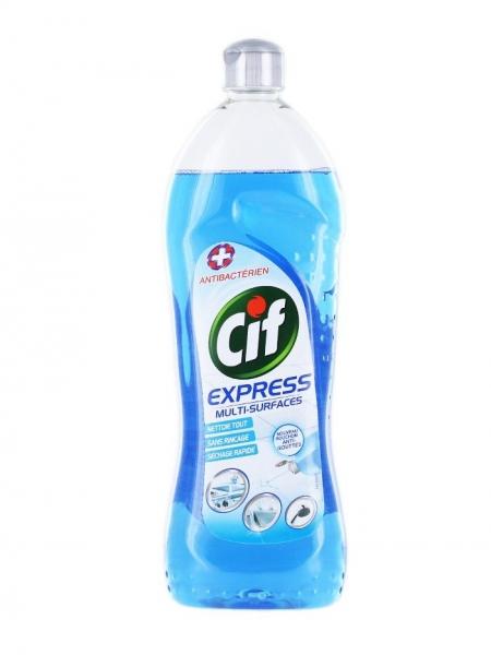 Cif Solutie curatat multisuprafete, 750 ml, Express 0