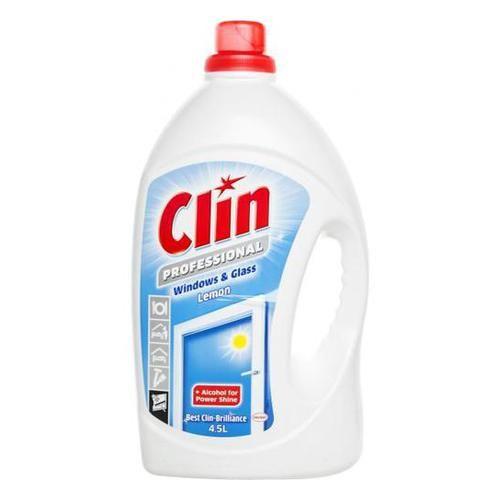 Clin Solutie curatat geamuri, 4.5 L, Lemon 0