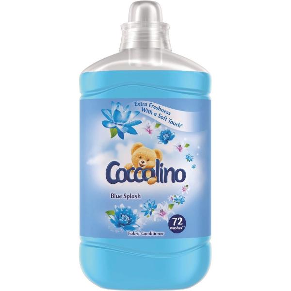 Coccolino Balsam de rufe, 1.8 L, 72 spalari, Blue Splash 0