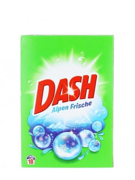 Dash Detergent automat, 1.170 kg, 18 spalari, Alpen Frische 0