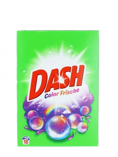 Dash Detergent automat, 1.170 kg, 18 spalari, Color Frische 0