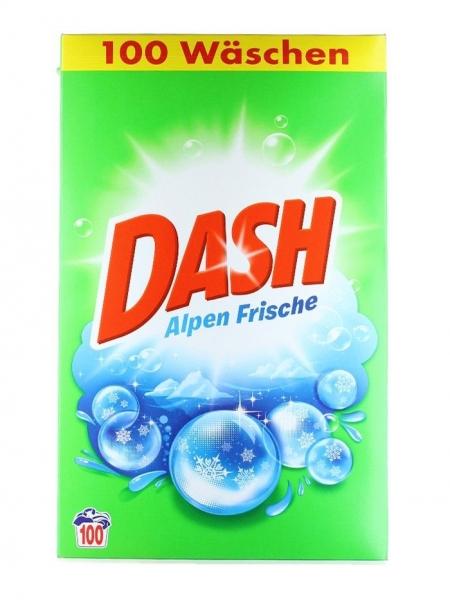 Dash Detergent automat, 6.5 kg, 100 spalari, Alpen Frische 0