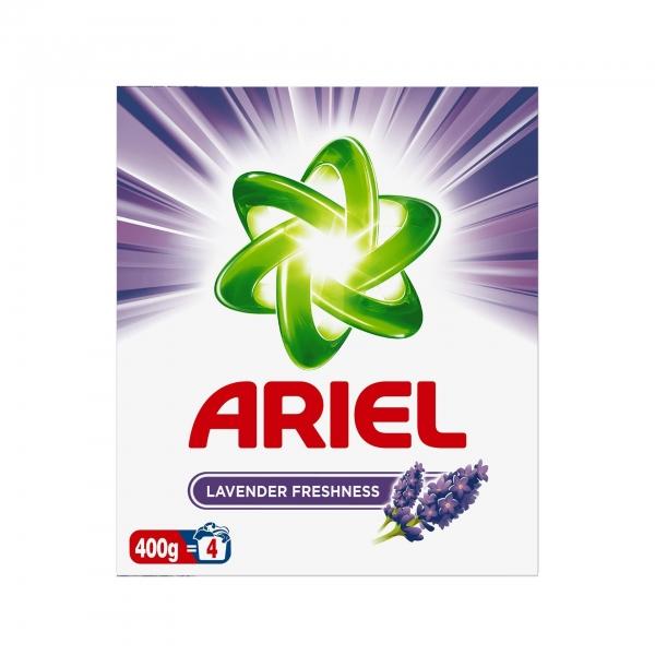 Ariel Detergent automat, 400 g, 4 spalari, Lavanda 0