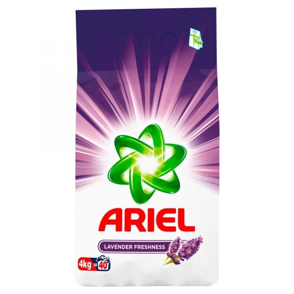 Ariel Detergent automat, 4 kg, 40 spalari, Lavanda 0