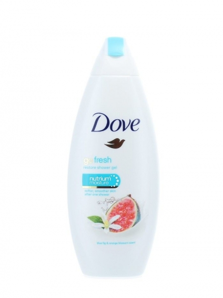 Dove Gel de dus, 250 ml, Go Fresh Restore 0