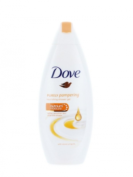 Dove Gel de dus, 250 ml, Purely Pampering 0