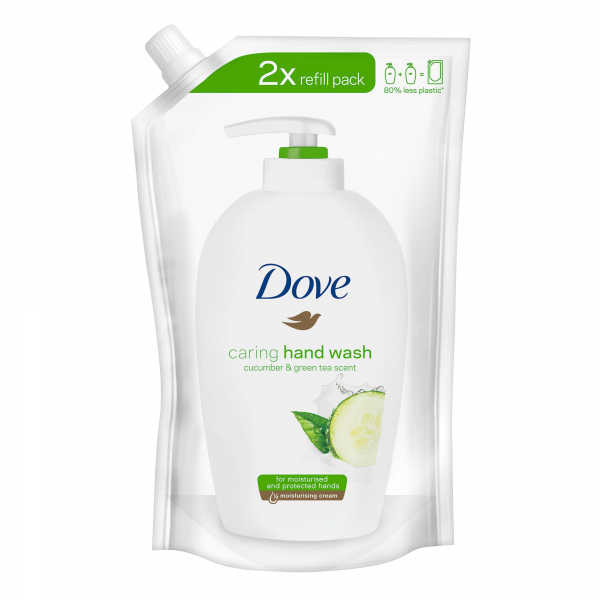 Dove Rezerva sapun crema lichid, 500 ml, Go Fresh - Fresh Touch 0
