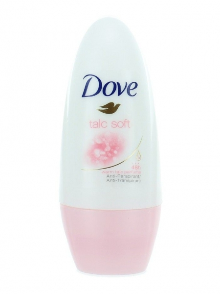 Dove Deodorant Roll-on, Femei, 50 ml, Talc Soft 0