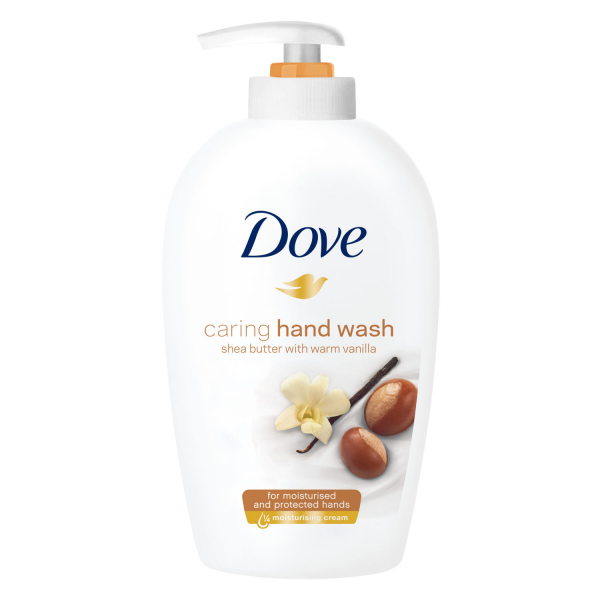 Dove Sapun crema lichid, 250 ml, Purely Pampering Shea Butter with Warm Vanilla 0