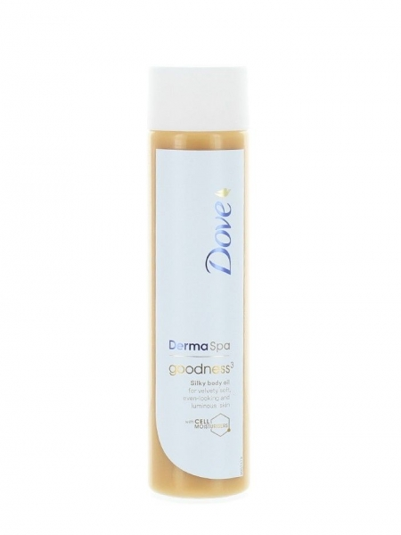 Dove Ulei de corp, 150 ml, DermaSpa Goodness3 0