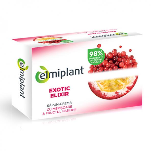 Elmiplant Sapun crema, 100 g, Exotic Elixir 0
