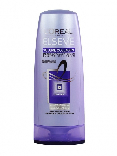 L'Oreal Elseve Balsam de par, 200 ml, Volume Collagen 0