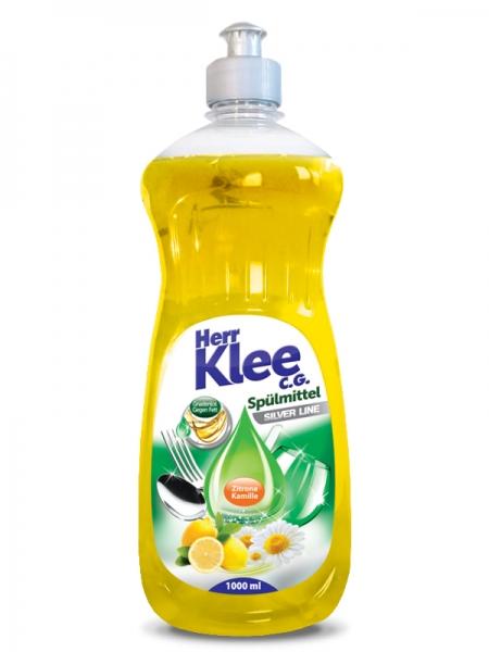 Herr Klee C.G. Detergent pentru vase, 1 L, Silver Line Lemon 0