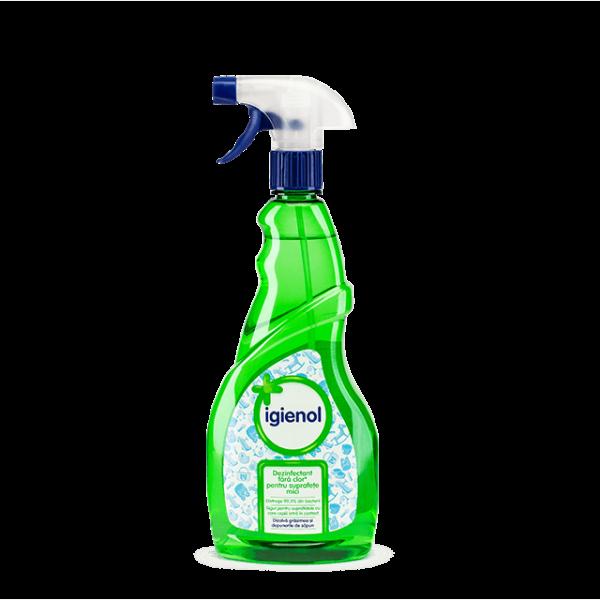 Igienol Dezinfectant suprafete, 750 ml, Mar 0
