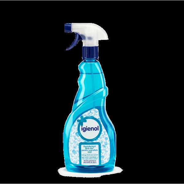 Igienol Dezinfectant suprafete, 750 ml, Marin 0