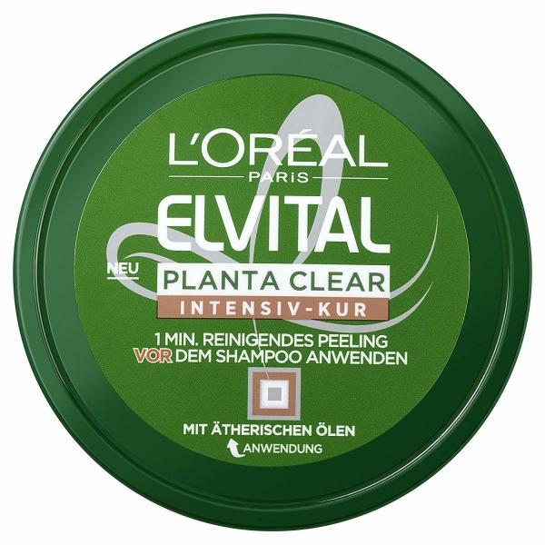 L Oreal Elseve Masca de par anti-matreata, 150 ml, Planta Clear Intensiv 0