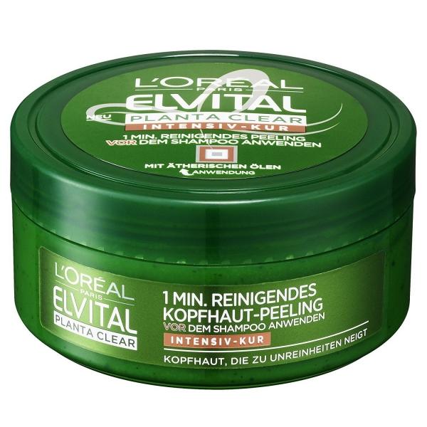 L Oreal Elseve Masca de par anti-matreata, 150 ml, Planta Clear Intensiv 1